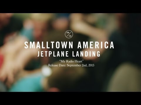 Jetplane Landing - My Radio Heart