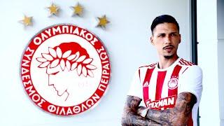 H επιστροφή του Χολέβας στον Ολυμπιακό! / Holebas' return to Olympiacos FC!