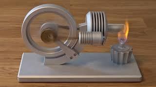 moteur à air chaud