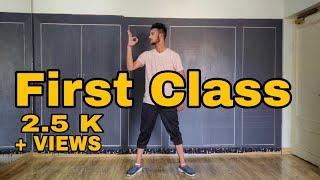 first Class Dance Video | Dance Cover |  Dance Icon Bhuvi Choreography | Kalank-First Class Dance |