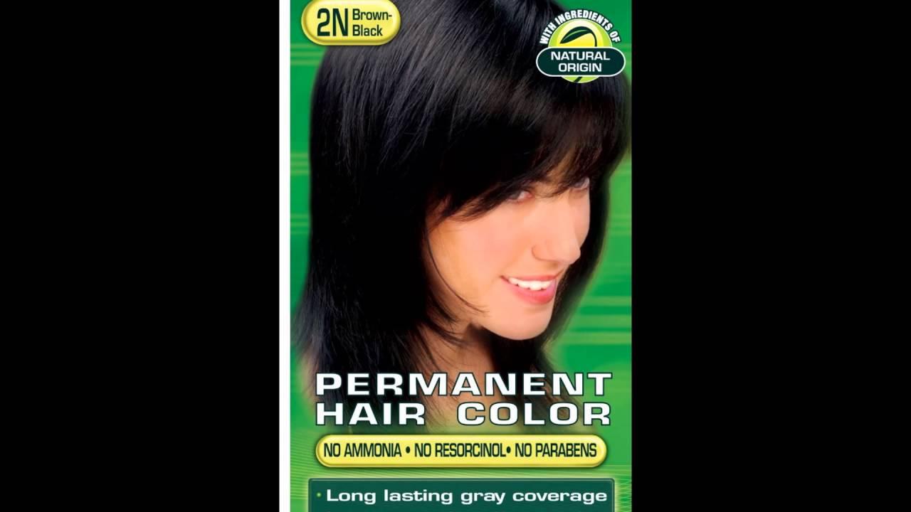 Naturtint Permanent Hair Color 2n Brown Black 528 Fl Oz 6 Pack