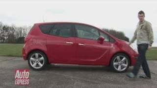 Vauxhall Meriva Review - Auto Express
