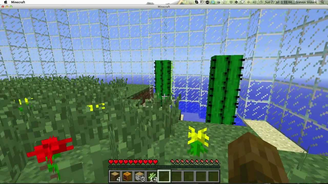 Minecraft World In A Jar Survival Custom Map Part 1 YouTube – Map World Jar