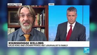 "Khashoggi killing: Erdogan ""is keeping his cards up his sleeve for his Turkish agenda"""