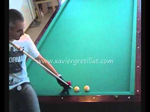 Xavier Gretillat - série de 300 points au cadre 71/2 - 2011