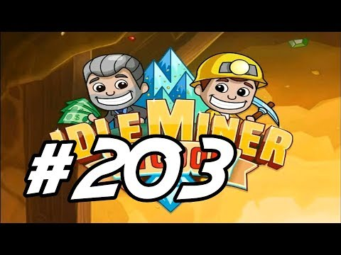 "Idle Miner Tycoon - 203 - ""Preparing For Halloween"""