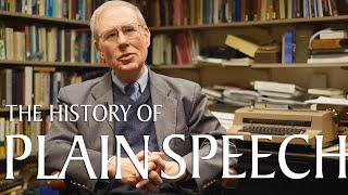 The History of Quaker Plain Speech