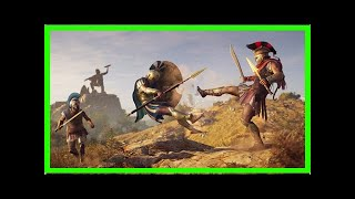 Breaking News | E3 2018 Hands-On: Assassins Creed Odyssey Preview - More RPG