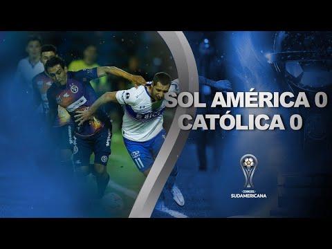 Sol de America U. Catolica Goals And Highlights