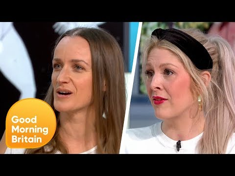 Should Children Be Allowed at Naturist Events?   Good Morning Britain