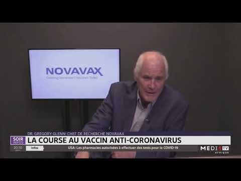 Etats-Unis: la course au vaccin anti-coronavirus