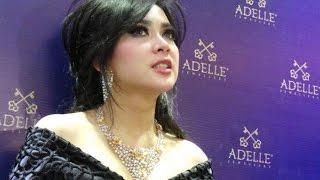 Wow, Syahrini Kenakan Perhiasan Berlian Rp 5 Miliar