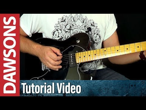 5 Awesome Slide Guitar Tunings!