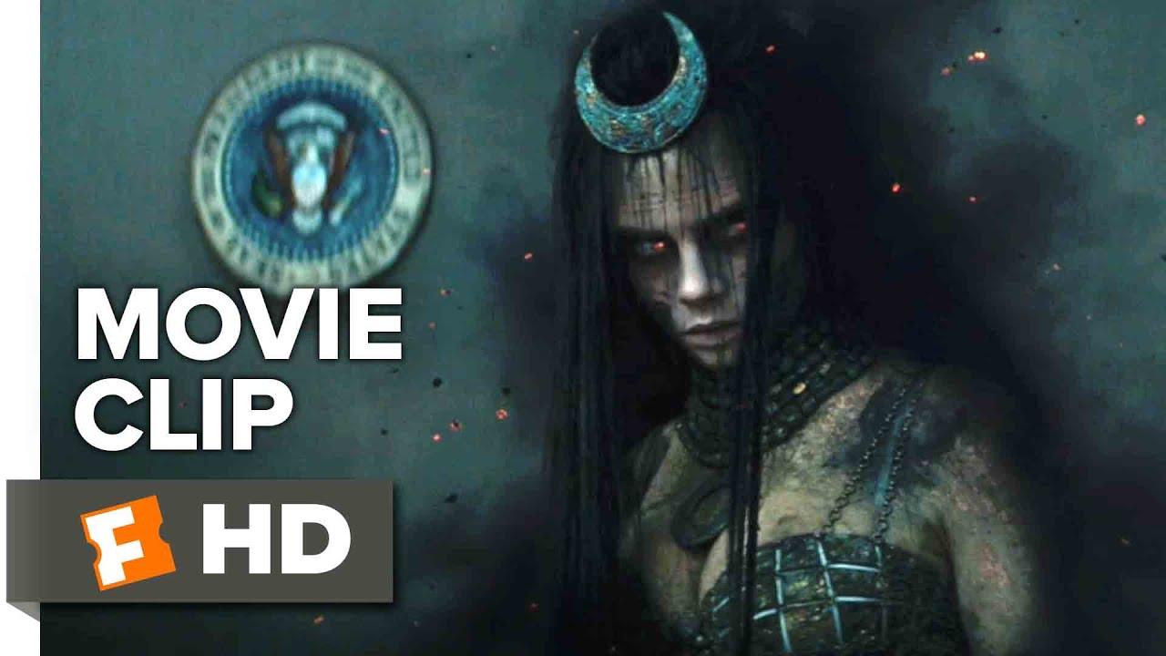Suicide Squad Movie Clip Meet Enchantress 2016 Cara
