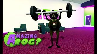 The Amazing Frog? - Pumping Iron - Part 76