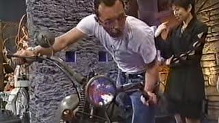92年 EXTV出演 所ジョージの、いろんな趣味を紹介 ライトニング創刊...