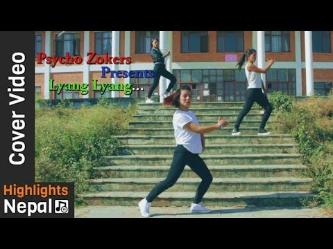 Lyang Lyang Cover Video by Psycho Zokers - Romeo Nepali Movie | Contestant No 02