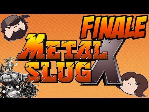 Metal Slug X: Finale - PART 5 - Game Grumps  