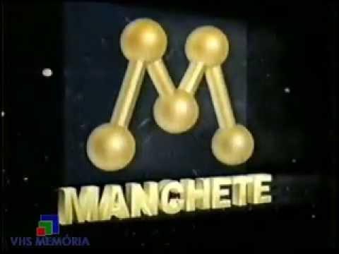 Vinheta Apoio - Rede Manchete (1990)