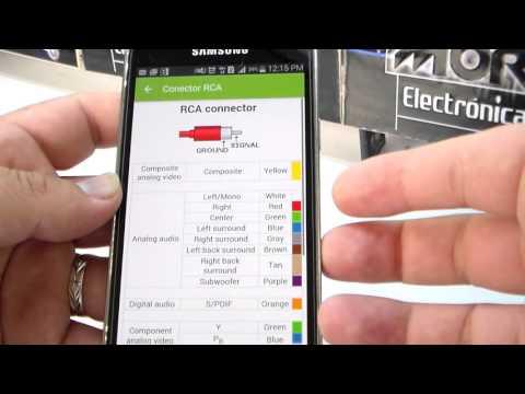 electrodroid, app para electrónica, para técnicos e ingenieros electrónicos
