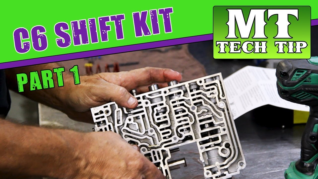 hight resolution of ford c6 valve body shift reprogramming kit pt1