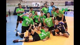 เยาวชน PEA รอบชิงชนะเลิศแห่งประเทศไทย 2562 | ชาย | รอบชิงฯ | กีฬานครนนท์วิทยา 6 พบ เมืองพลพิทยาคม