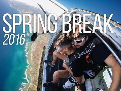 Hawaii Pacific University Spring Break 2016