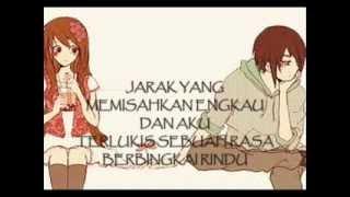 RINDU CINTAKU PADAMU NIRWANA BAND with lyrics mp3