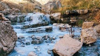 Utah Hot Springs Road Trip | Sunset