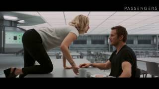 Пассажиры / Passengers (2016) Второй трейлер HD