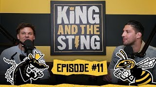 Carrey vs. Sandler | King and the Sting w/ Theo Von & Brendan Schaub #11