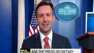 Four Former White House Press Secretaries and George Stephanopoulos Ambush Josh Earnest