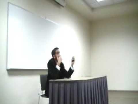 Divine Speech with Nouman Ali Khan (Part 1)
