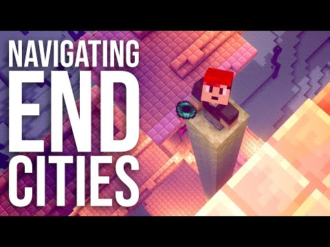 How To Find End Cities (and Elytra) In Minecraft