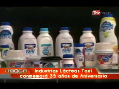 Industrias Lácteas Toni conmemoró 35 años de aniversario