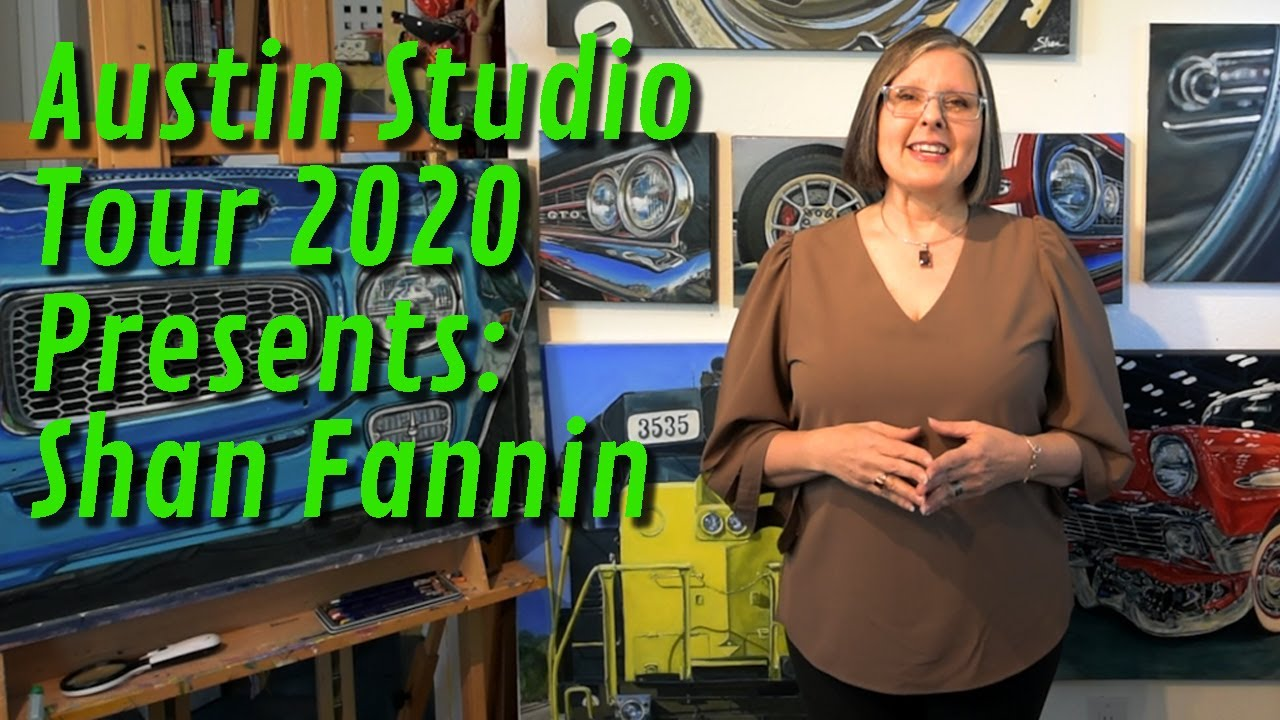 Hello there, Austin Studio Tour 2020