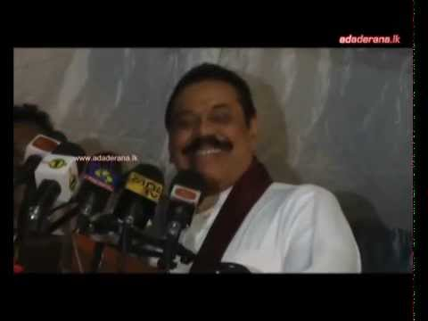 Rajapaksa vows legal actions against those who make 'baseless' allegations