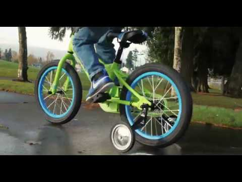How to Size a Raleigh Kids Bike