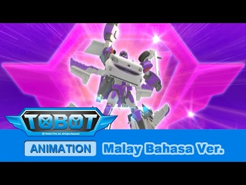 Malay Bahasa TOBOT S1 Ep.28 [Malay Bahasa Dubbed Version]