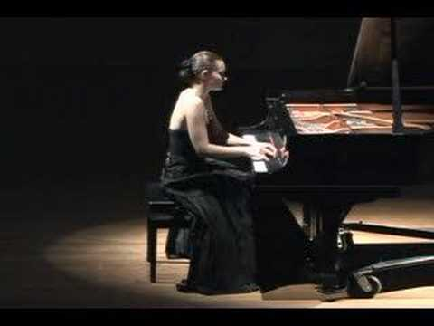 "Anna Shelest plays Glinka-Balakirev ""The Lark"""