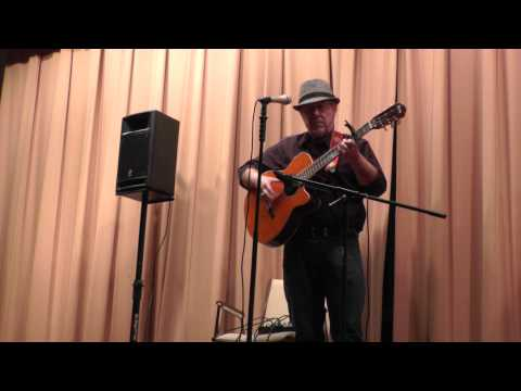 Bob Nesom performing live
