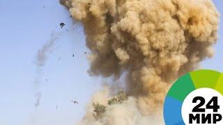 В Каире у автобуса с туристами взорвалась бомба: есть раненые - МИР 24
