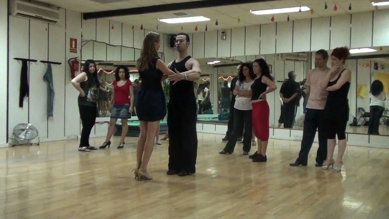Clases de tango argentino en madrid ochos hacia atras en for Cursos de interiorismo madrid