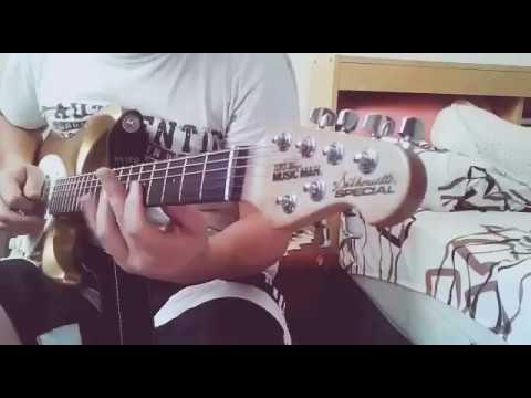 Music Man Silhouette x Canalli Guitars Telecaster