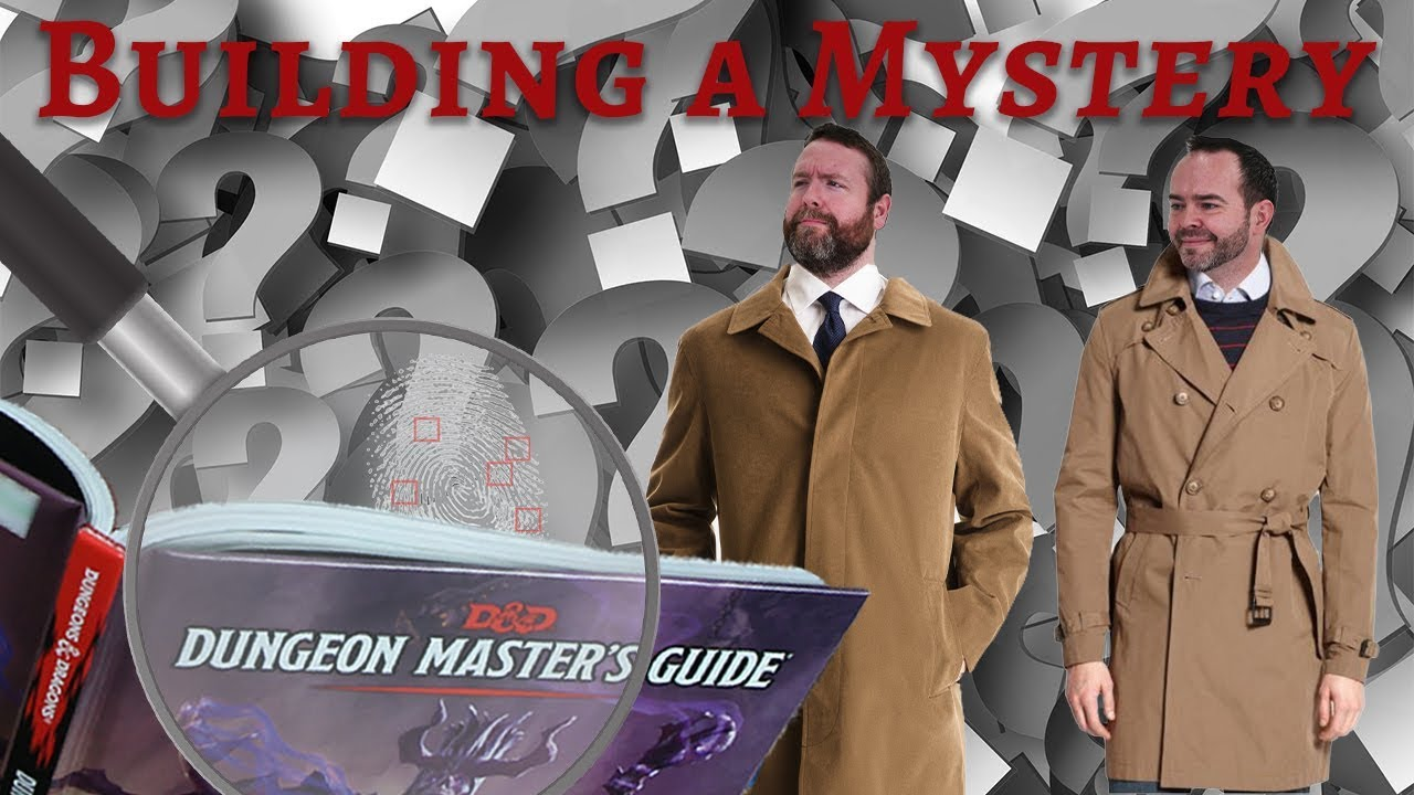 Building A Mystery: Clues & Solving Murders in 5e Dungeons & Dragons - Web  DM