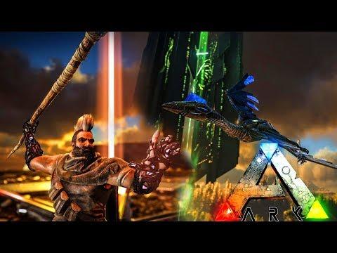 ARK NUEVOS COMANDOS Chronicles V!! Corrupted Gloves, Quetzal Tek, EXTINCTION | Ark: Survival Evolved