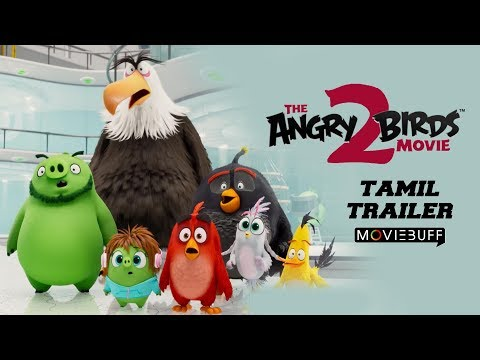 The Angry Birds Movie 2 - Tamil Trailer | Sony Pictures Animation | Thurop Van Orman