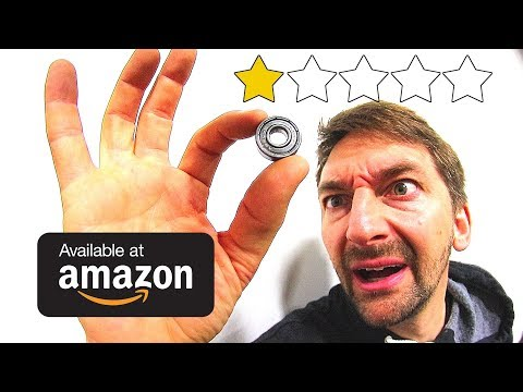 THE WORST REVIEWED BEARINGS ON AMAZON!