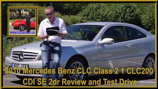 THE NEW MERCEDES BENZ CLC Videos