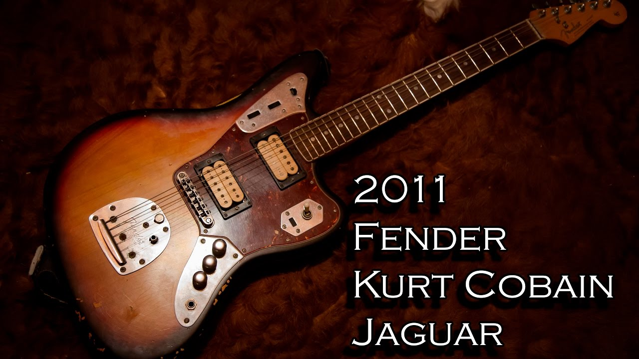2011 fender kurt cobain jaguar full demo youtube. Black Bedroom Furniture Sets. Home Design Ideas